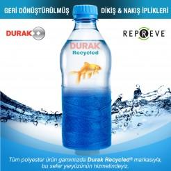Geri Dönüştürülmüş Dikiş & Nakış İplikleri - Durak Recycled